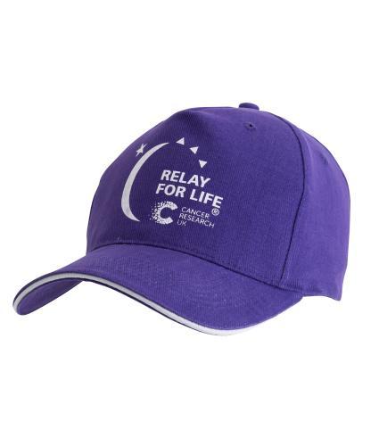 Relay For Life Baseball Cap
