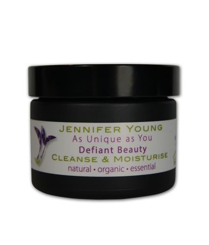 Jennifer Young® Defiant Beauty Men's Moisturising Cleanser Mask