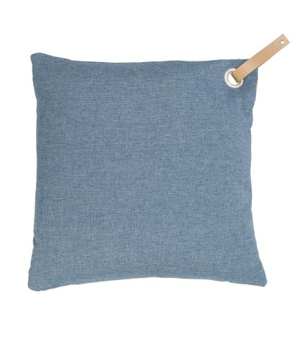 Small Light Blue Scatter Cushion