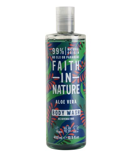 Faith in Nature Aloe Vera Body Wash 400ml