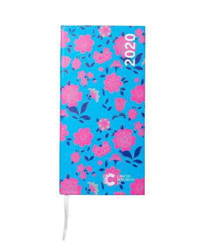 Floral Print 2020 Pocket Diary