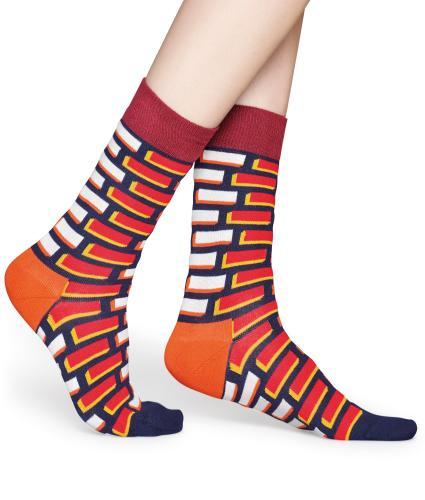 Happy Socks Brick Socks