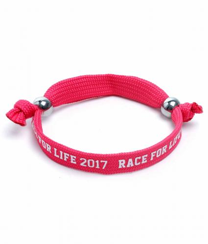 Race For Life  2017 Wristband Cancer Research UK