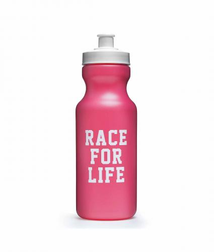 Race For Life  2017 Waterbottle Cancer Research UK