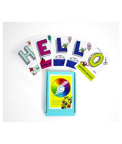 The Little C Club Flash Cards