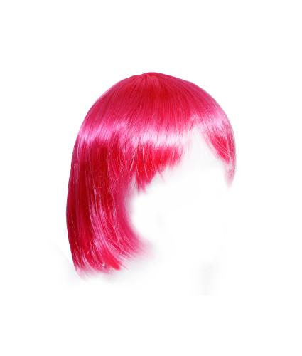 Race for Life Pink Wig