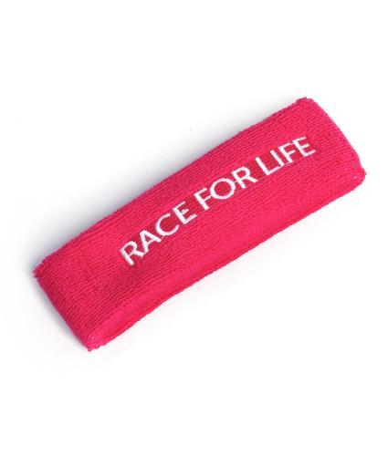 Race for Life Headband