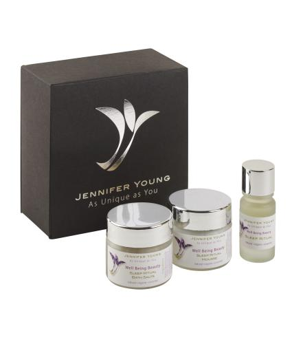 Jennifer Young® Well Being Beauty Sleep Miniatures Gift Box
