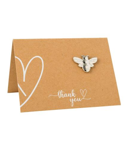 Kraft Place Cards - Pack of 10 - Front