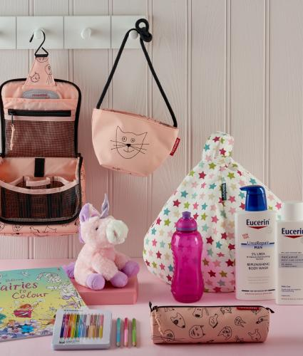 10 Piece Hospital Stay Gift Collection for Girls Age 5+