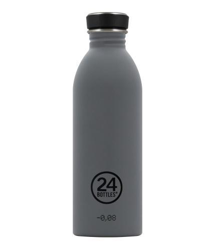 24 Bottles Urban Drinks Bottle Formal Grey