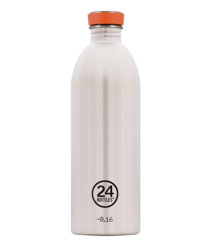 24 Bottles Urban Drinks Bottle in Steel