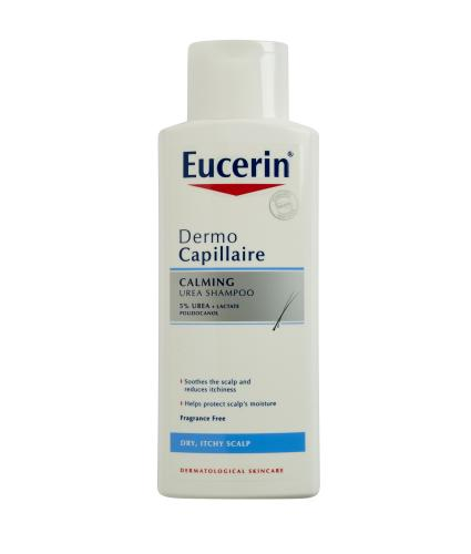 Eucerin DermoCapillaire Dry and Itchy Relief Shampoo with 5% Urea