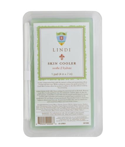 Lindi Skin Natural Soothing and Cooling Pad