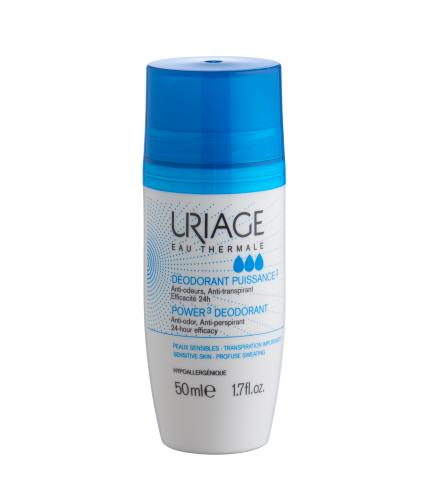 Uriage Refresh Roll-on Deodorant
