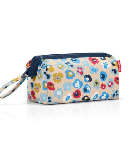 Reisenthel Travel Size Cosmetic Bag in Millefleur