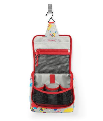 Reisenthel Circus Hanging Toiletry Bag in Grey