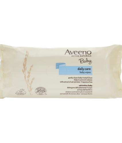 Aveeno Baby Daily Care Wipes