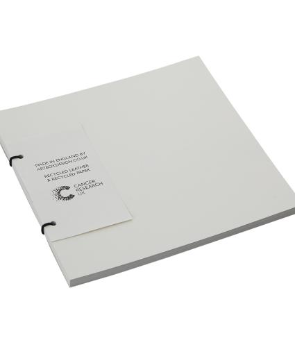 Artbox Recycled Squared White Paper Refill Pack