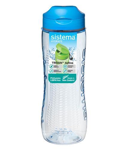 Sistema Tritan Active Drinks Bottle Blue