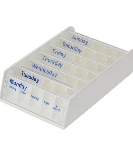 Anabox 7 Day Weekly Pill Box