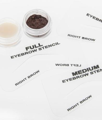 Jennifer Young® Defiant Beauty Mineral & Wax Brush-a-Brow Kit