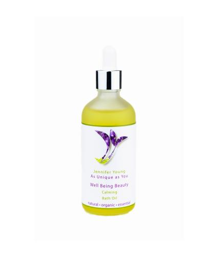 Jennifer Young® Defiant Beauty Calming Bath Oil