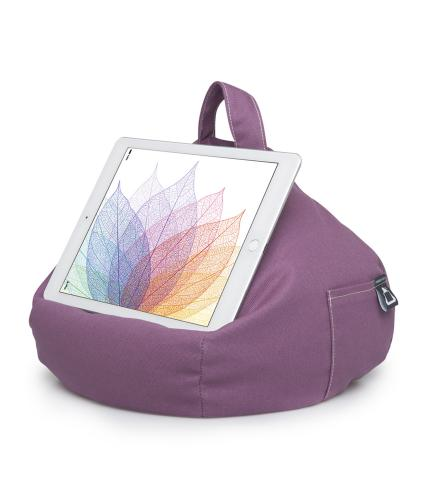 iBeani Tablet Bean Bag Stand - Purple