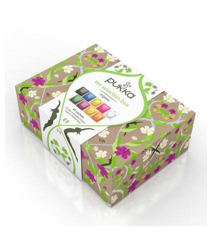 Pukka Tea Selection Box