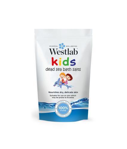 Westlab Kids Dead Sea Salts