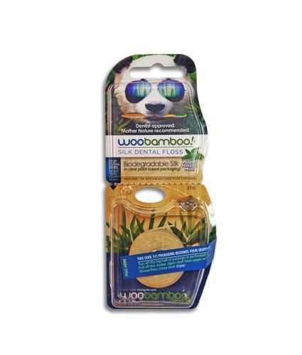 Woobamboo Eco Dental Floss Mint (37.5 Metres)