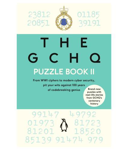 The GCHQ Puzzle Book 2