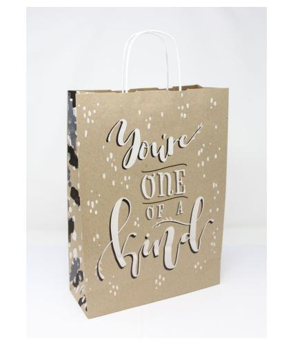 Eco Nature Sustainable One of a Kind Gift Bag