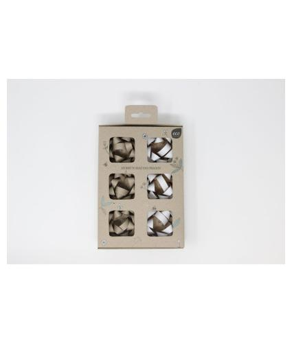 Eco Nature Sustainable Kraft Paper Gift Bows