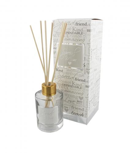 Mum Vanilla Diffuser, Mother's Day Gift, Cancer Research UK