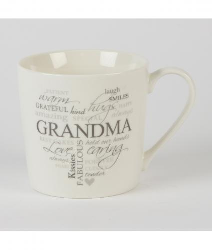 Grandma Mug, Mother's Day Gift, Cancer Research UK