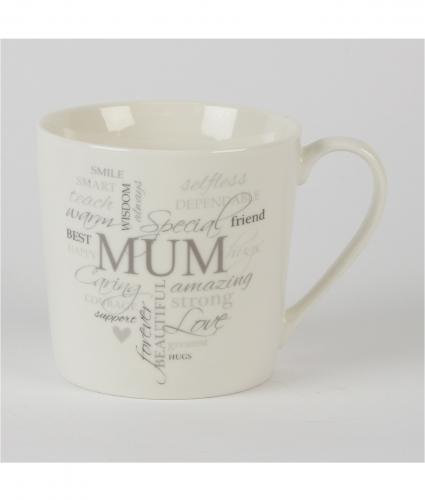 Mum Mug, Mother's Day Gift, Cancer Research UK