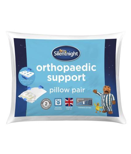 Silentnight Orthopaedic Pillow Pair
