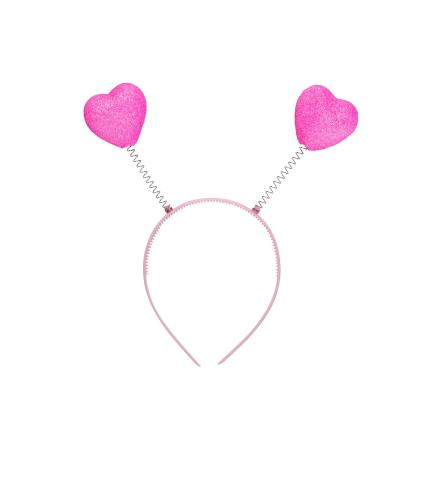 Race for life 2019 Head Boppers - Heart