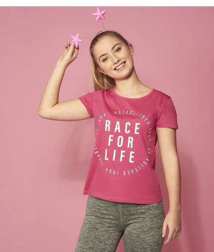 RFL Teen T-shirt Front