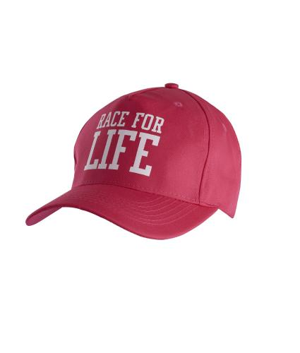 Race for life Cap