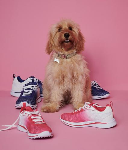 Race for Life 2020 Kids Pink Trainers