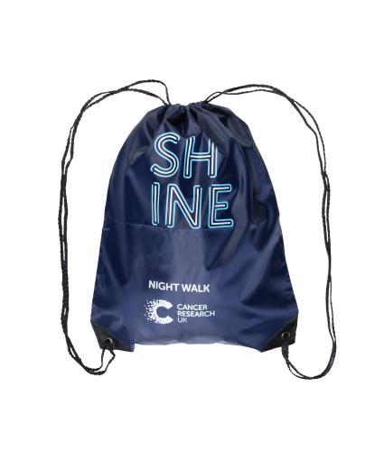 Shine Night Walk Bag