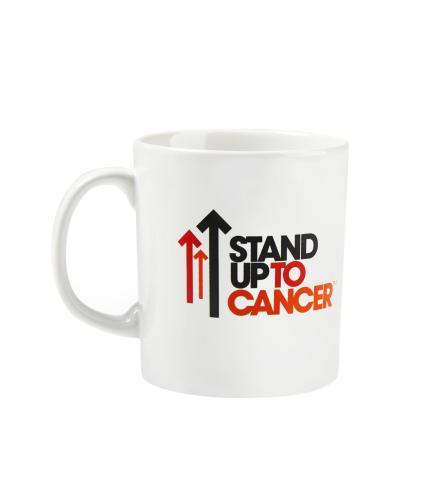 Stand Up To Cancer Mug