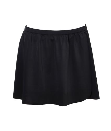 Amoena Cocos Swim Skirt in Black