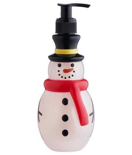 Snowman Hand Soap
