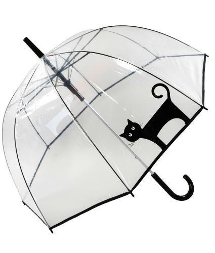 Standing Cat Dome Umbrella