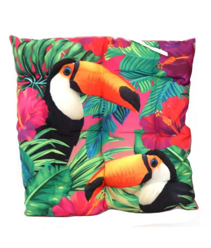 Tropical Toucan Seat Pad