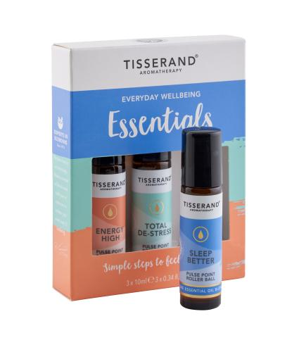 Tisserand Everyday Wellbeing Essentials Kit
