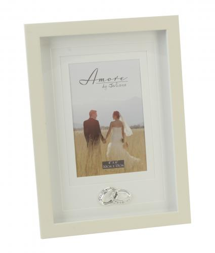 3 Tier Mounted Frame, Wedding Gift, Cancer Research UK